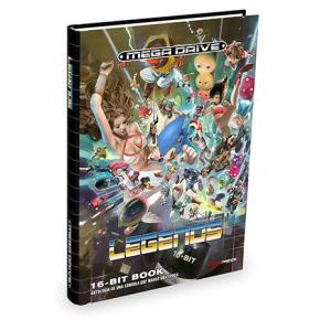 Portada de Mega Drive Legends (2ª Ed.)