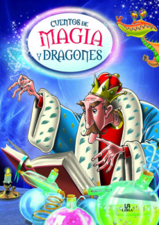Portada de Cuentos De Magia Y Dragones