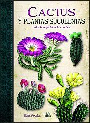 Portada de Cactus Y Plantas Suculentas