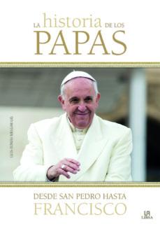 Portada de Historia De Los Papas