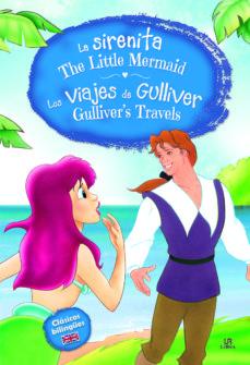 Portada de Sirenita/viajes De Guilliver – Clasicos Bilingues