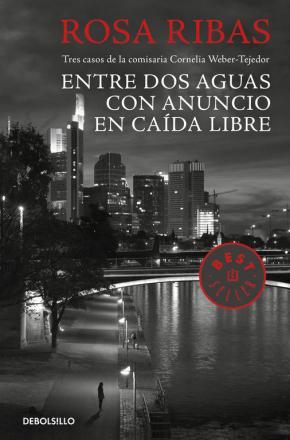 Portada de Entre Aguas/ Con Anuncio/ En Caida Libre