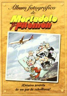 Portada de Album Fotografico De Mortadelo Y Filemon