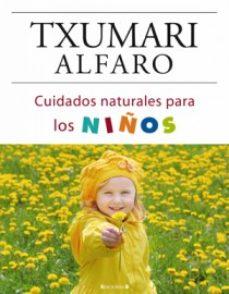 Portada de Cuidados Naturales Para Los Niños