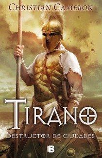 Portada de Tirano: Destructor De Ciudades