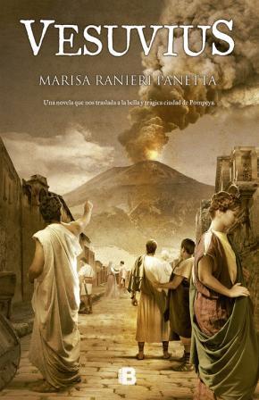 Portada de Vesuvius