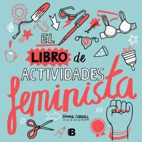 Portada de El Libro De Actividades Feminista