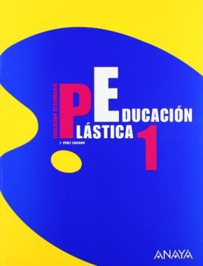 Portada de Educacion Plastica 1 (pack)