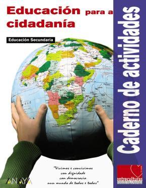 Portada de Educacion Para A Cidadania 2. Caderno. Educacion Secundaria Obligatoria Primer Ciclo