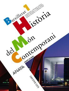 Portada de Historia Del Mon Contemporani 1º Bachillerato Baleares