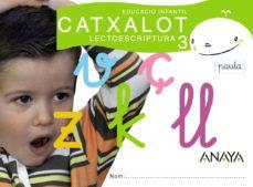 Portada de Lectoescriptura 3. Comunidad Valenciana Educacion Infantil 3-5 Años