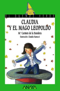 Portada de Claudia Y El Mago Leopoldo