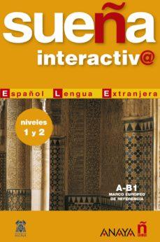 Portada de Sueña Interactivo 1 Y 2 (español Lengua Extranjera)