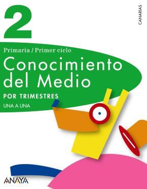Portada de Conocimiento Del Medio 2º Educacion Primaria Primer Ciclo