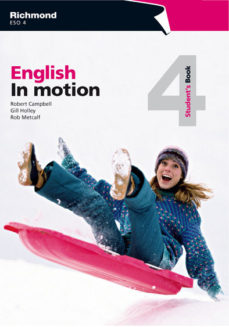 Portada de In Motion – 4 Student S Book Ed Ingles 4º Eso