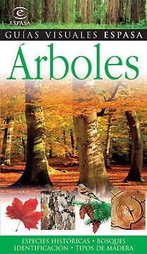 Portada de Arboles (guias Visuales)