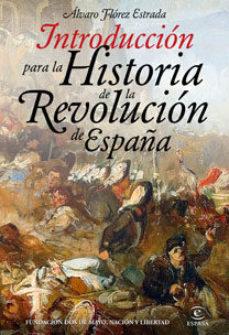 Portada de Introduccion Para La Historia De La Revolucion De España