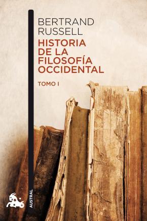Portada de Historia De La Filosofia Occidental I