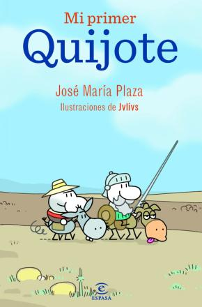 Portada de Mi Primer Quijote