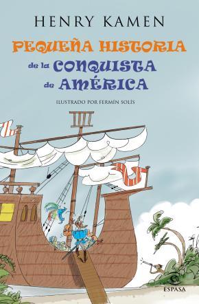 Portada de Pequeña Historia Del Descubrimiento De America