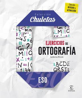 Portada de Ejercicios De Ortografia Para La Eso (chuletas 2016)