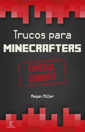 Portada de Minecraft. Trucos Para Minecrafters: Especial Combate