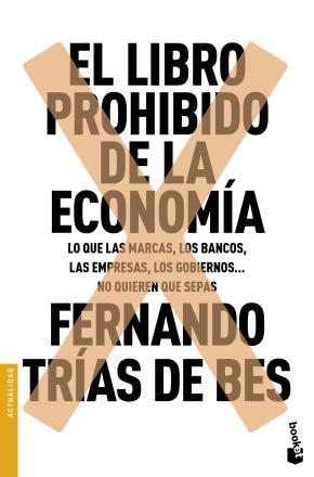 Portada de El Libro Prohibido De La Economia