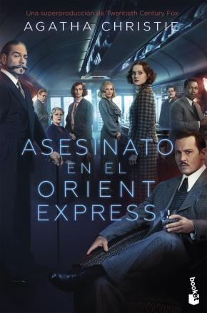 Portada de Asesinato En El Orient Express