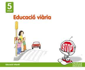 Portada de Infantil 5 Años Ed. Valores Ed.vial (val)