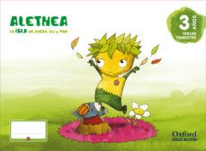 Portada de Alethea, Educacion Infantil, 3 Años. 3 Trimestre
