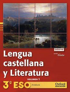 Portada de Adarve Lengua Cota 3ºeso   Ed 2011 Andalucia