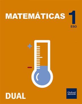 Portada de Inicia Matematicas 1º Eso Libro Del Alumno Pack Modular
