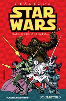 Portada de Clasicos Star Wars Nº1: Doomworld