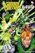 Portada de Green Lantern: El Poder De Ion