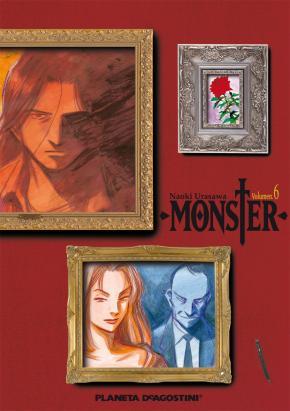 Portada de Monster Kanzenban Nº 6