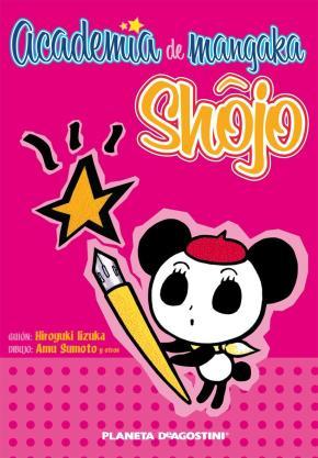 Portada de Academia Mangaka Shojo