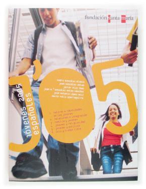 Portada de Jovenes Españoles 2005
