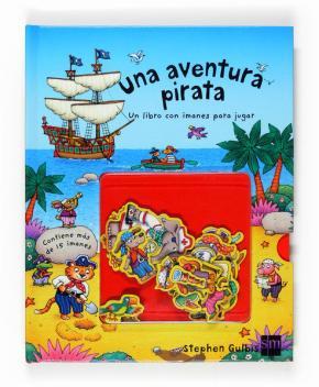 Portada de Una Aventura Pirata