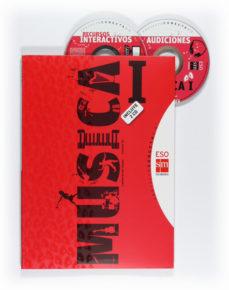 Portada de Musica: Libro Del Alumno I 1º Ciclo Secundaria 2010