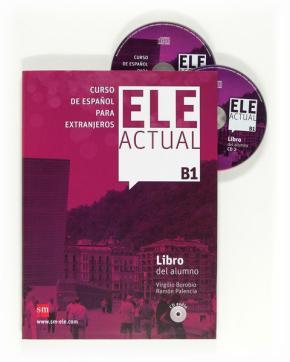 Portada de Ele Actual B1:curso De Español Para Extranjeros