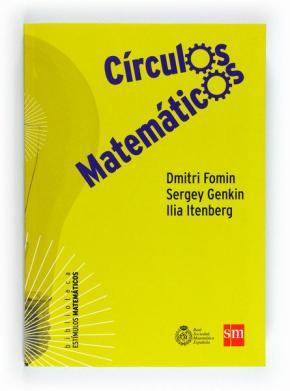 Portada de Circulos Matematicos