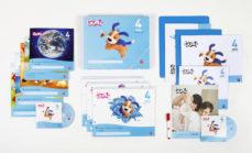 Portada de Guau Educacion Infantil 3er Trimestre  4 Años Ed 2013