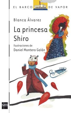 Portada de La Princesa Shiro