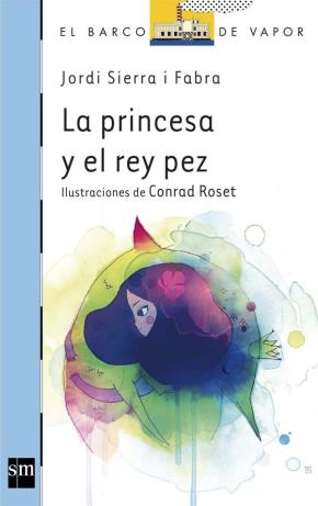 Portada de La Princesa Y El Rey Pez