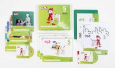 Portada de Guau 5 Años Educacion Infantil 2º Trimestre Ed 2013 Andalucia