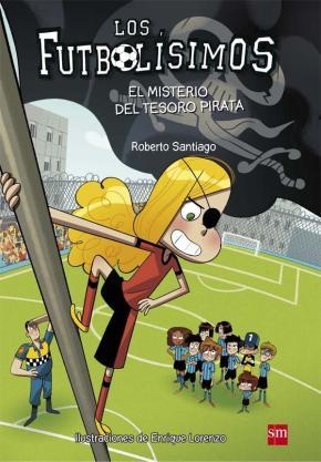Portada de Futbolisimos 10:el Misterio Del Tesoro Pirata
