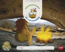 Portada de Explora En Las Cavernas Nivel 1 3 Tm 3 Años Mec