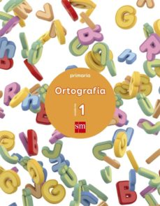 Portada de Ortografia Cuaderno 1 Ed 2017 Castellano