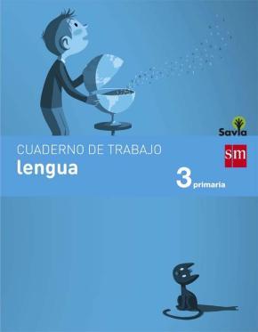 Portada de Lengua 3º Educacion Primara Cuaderno Mec Sa 17