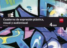 Portada de Cuaderno De Expresion Plastica 4º Eso  Mec 2017